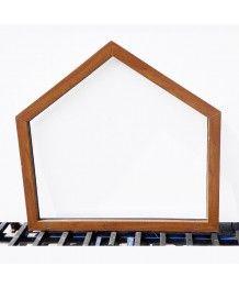 Okno PÓLKOLE 130X65 Uchylne, kolor 2x złoty dąb. + szpros naklejany